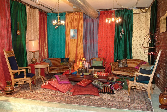The Harem Room by dannybnf, via Flickr