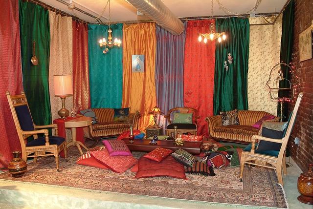 The Harem Room by dannybnf, via Flickr