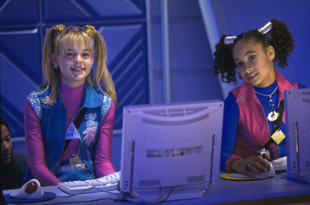 """Remember Disney Channel's brilliant 1999 original movie Zenon: Girl of the 21st Century? 