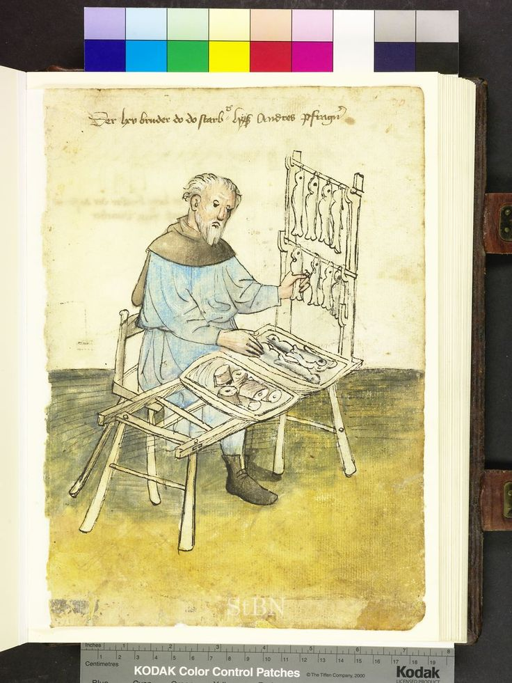 Mendel Housebook, Amb. 317.2° Folio 30 recto, c 1425, Nuremberg (Nürnberg)