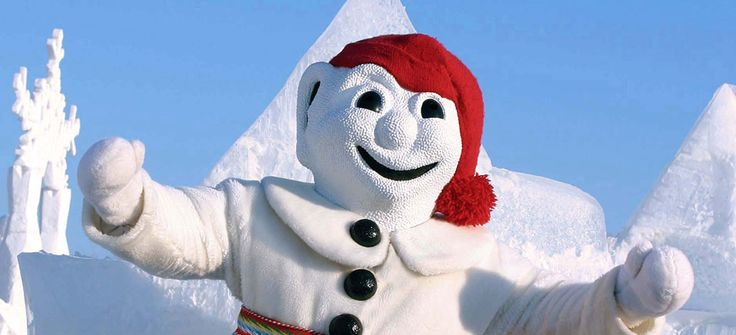 Activity ideas for teaching about Quebec's Winter Carnival