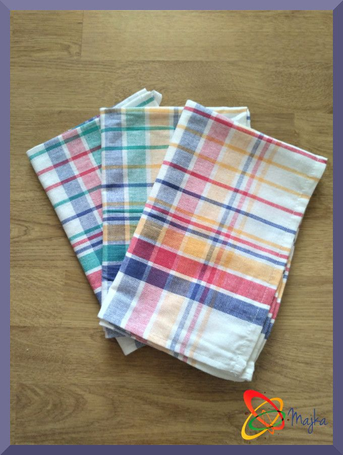 Polish kitchen towels made of cotton :)
