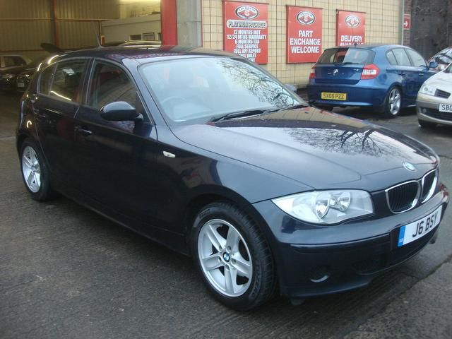 Used Bmw 1 Series Hatchback 1.6 116i Es 5dr in Sharston, Manchester | Car Spot