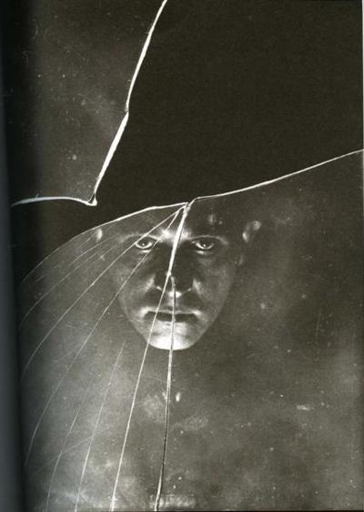 Stanislaw Ignacy Witkiewicz, self-portrait, 1910