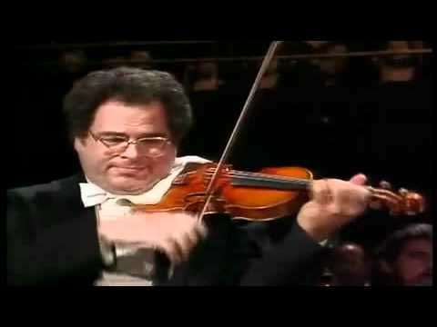 It doesn't get much better than this.  Yo Yo Ma and Itzhak Perlman (Dvořák Humoresque)
