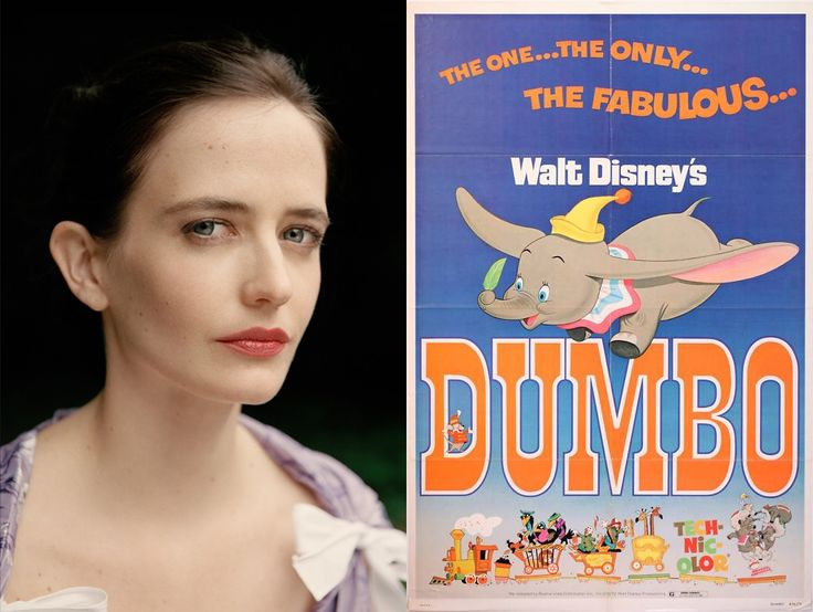 Dumbo : ディズニー名作アニメの実写化シリーズ最新作「ダンボ」が、ティム・バートン監督の作品だけに、ミス・ペレグリンを主演女優に起用!! 🎬 #Dumbo #TimBurton #EvaGreen #Disney #Movie #映画