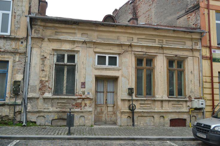 Casa Stavri (1890), strada Eminescu Mihai 33, Slatina