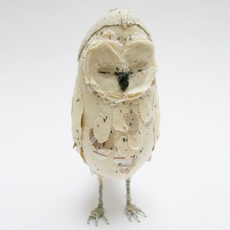 abigail brown's work  http://www.etsy.com/listing/28202338/ponsenby-owl-cream: