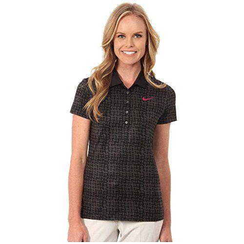 (ナイキ) Nike Golf レディース トップス ポロシャツ Print Polo 2.0 並行輸入品  新品【取り寄せ商品のため、お届けまでに2週間前後かかります。】 表示サイズ表はすべて【参考サイズ】です。ご不明点はお問合せ下さい。 カラー:Black/Anthracite/Sport Fuchsia 詳細は http://brand-tsuhan.com/product/%e3%83%8a%e3%82%a4%e3%82%ad-nike-golf-%e3%83%ac%e3%83%87%e3%82%a3%e3%83%bc%e3%82%b9-%e3%83%88%e3%83%83%e3%83%97%e3%82%b9-%e3%83%9d%e3%83%ad%e3%82%b7%e3%83%a3%e3%83%84-print-polo-2-0-%e4%b8%a6/