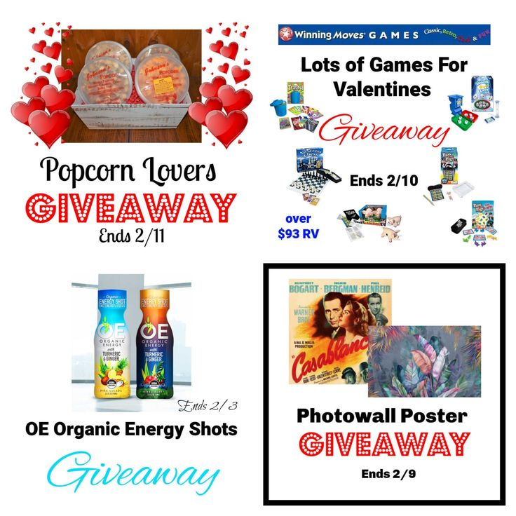 Ends this week giveaway entertowin lots of more at http