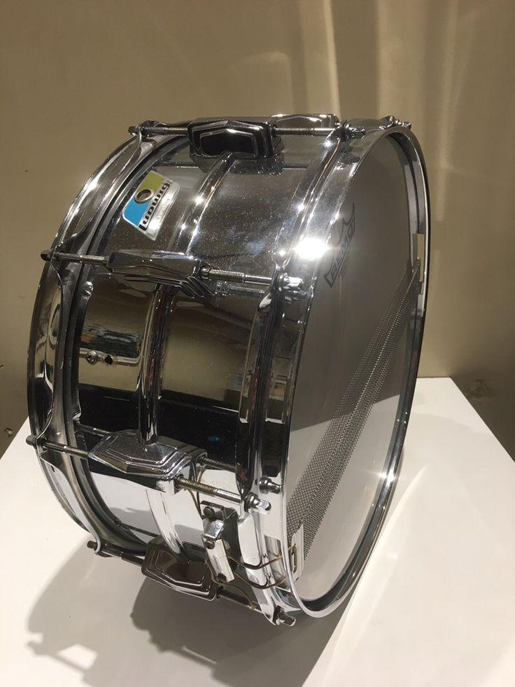 Ludwig LM402 Superaphonic 70's Ludalloy14×6.5 ロックメタルスネアの大定番!70'sビンテージスネア!サウンドスタジオノア野方店 03-5380-1969 #drum #music #studionoah #ドラム #スネア #Ludwig