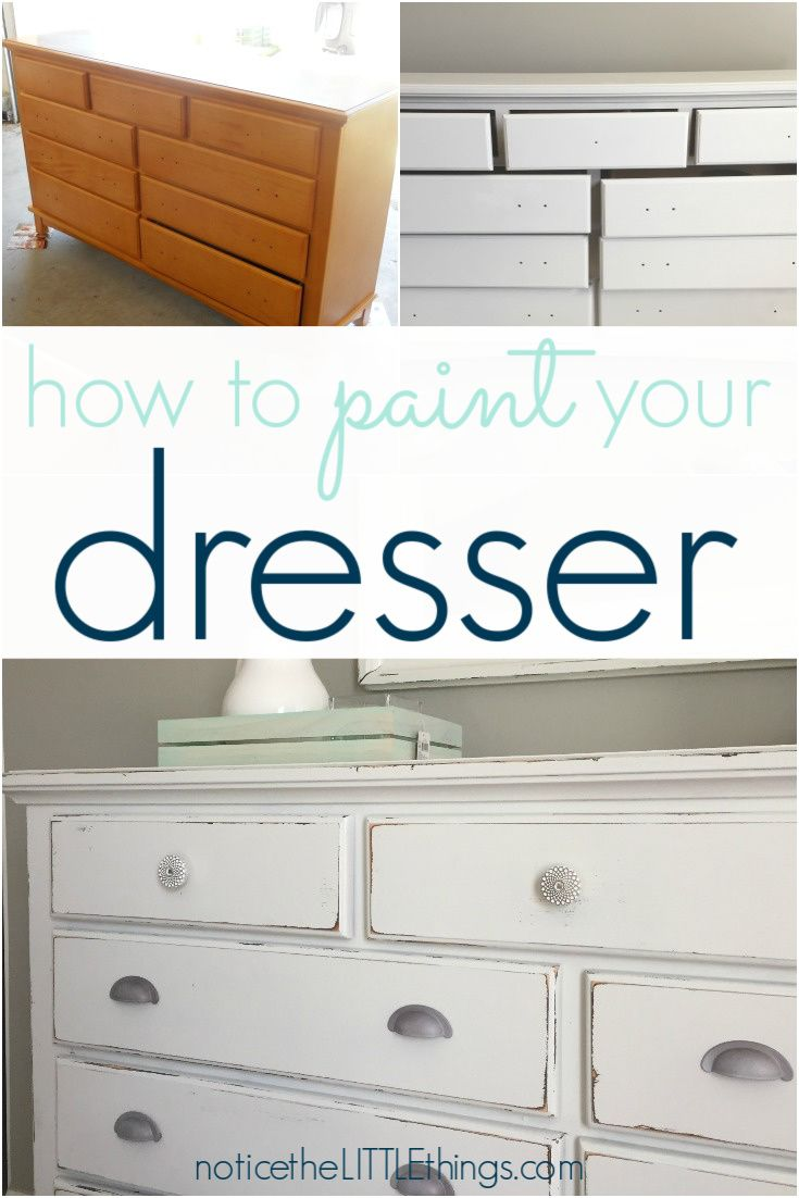 How To Paint Your Bedroom Furniture Notice The Little Things Diy Furniture Easy Painting Furniture Diy Furniture Painting Techniques