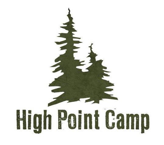 High Point Camp. LOVE.