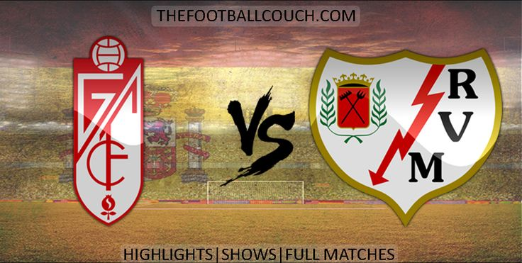 [Video] La Liga Granada vs Rayo Vallecano Highlights - http://ow.ly/ZHRGn - #GranadaFC #RayoVallecano #laliga #soccerhighlights #footballhighlights #football #soccer #futbol #ligabbva #thefootballcouch