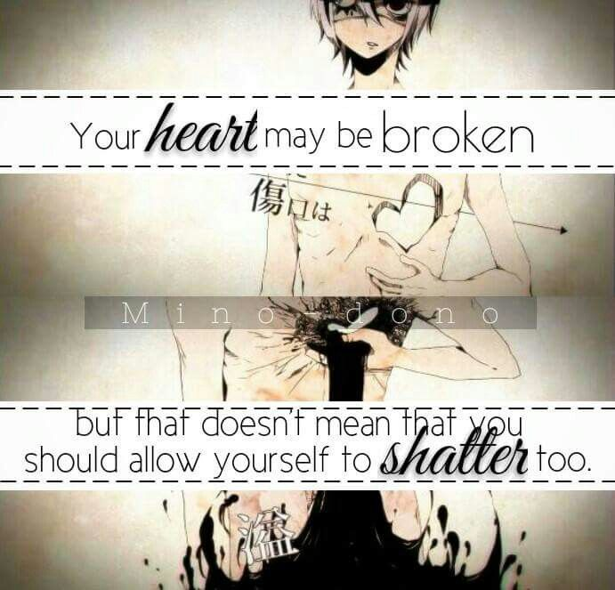 Quotes About Drowning In Depression: Pin By Cat AnimeLover On Anime Quotes