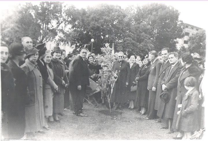 Gabriela Mistral, Osorno Chile 1938