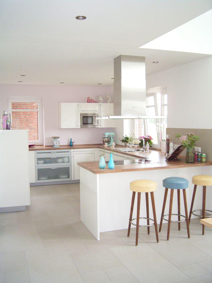 die besten 25 pastell k che ideen auf pinterest pastell k chendekor arbeitsfl che dekor und. Black Bedroom Furniture Sets. Home Design Ideas