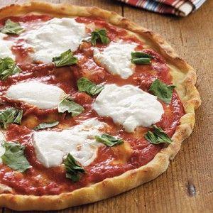#Gluten Free::  Pizza Margherita  http://www.stockpilingmoms.com/2012/05/gluten-free-pizza-margherita/