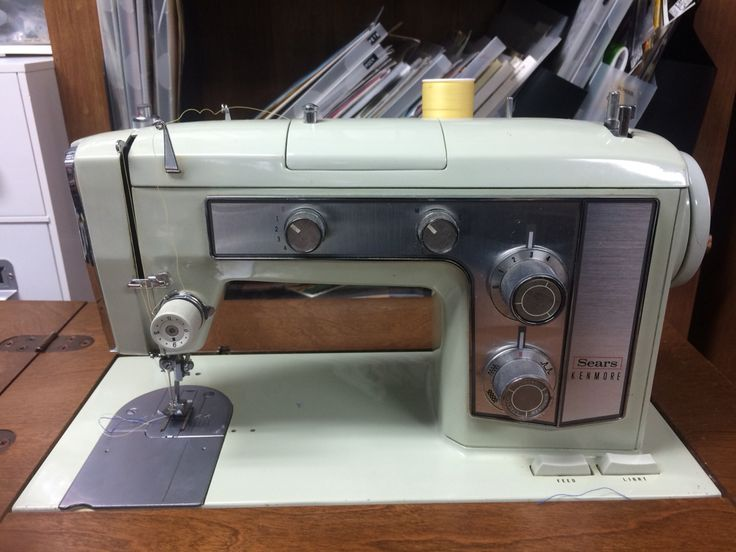kenmore sewing machine model 566 manual