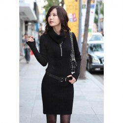Sweater Dresses, White, Black, Red, Sexy Sweater Dresses, Cheap Sweater Dresses For Women With Wholesale Prices Sale Page 3 - Sammydress.com