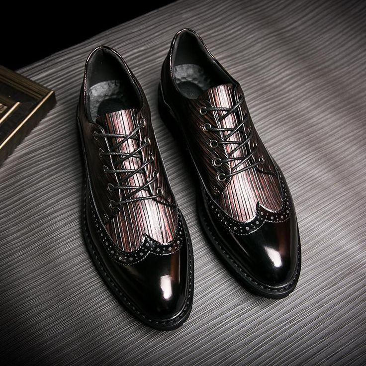 New Bullock Mens brogue Casual shoes
