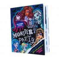 monster high book reviews