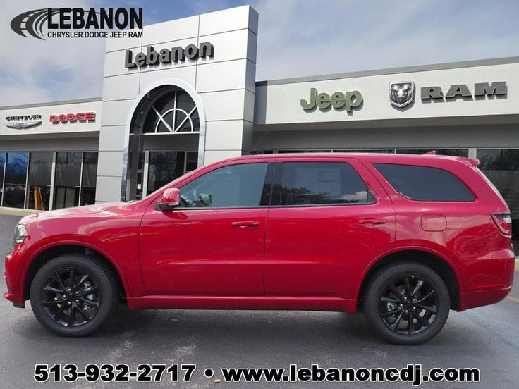 Just in time for Labor Day Weekend! We love this 2017 Dodge Durango GT SUV http://www.lebanoncdj.com/new/Dodge/2017-Dodge-Durango-88386d6e0a0e0ae8284806095931831b.htm #Red #Dodge #TestDrive