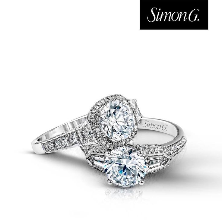 634 best Engagement Rings images on Pinterest Round diamonds