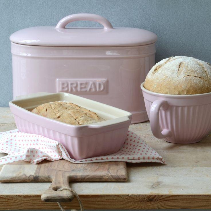 Broodtrommel Ovaal Roze IB Laursen | Keuken & Servies | Puur & Mooi wonen