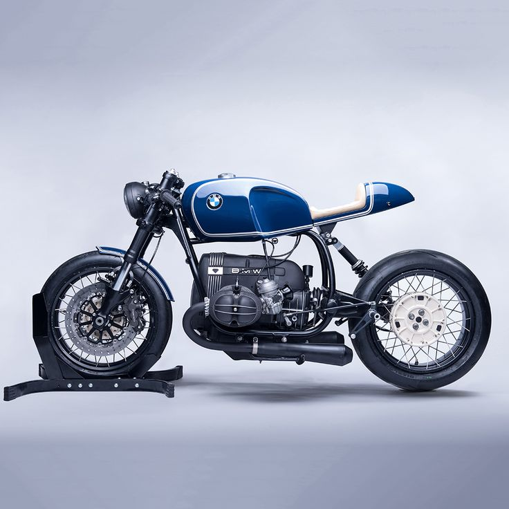 The new Mark II Series from Diamond Atelier: classic BMW airhead cafe racers now going into limited production, costing around €22,000.