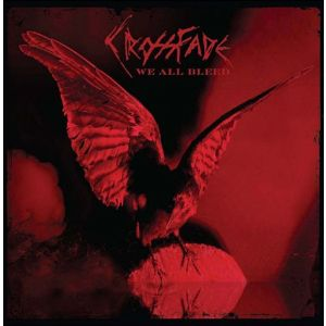 Today's cool album cover is the latest album of #Crossfade. #albumart #albumcover #coolcover
