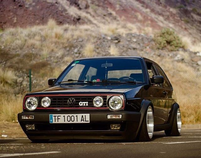 VW GTI - dream car. Or an MK1 diesel rabbit