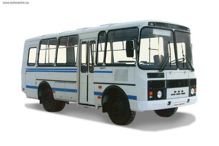 Цены на автобусы ПАЗ снижены до 10%