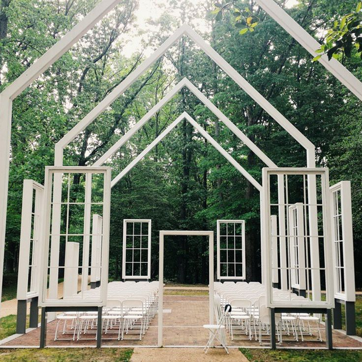 The Decor Detail You'll Want to Steal from This Celebrity Wedding | Brit + Co