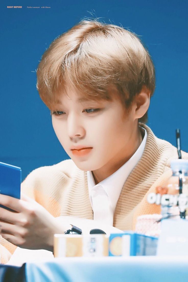 [180110]Wanna One at Yohi Fansign #jihoon