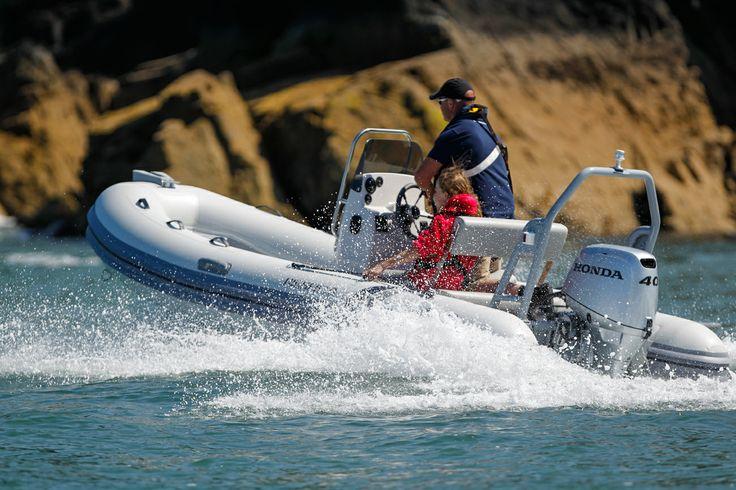 The Highfield Ocean Master 460 Aluminium RIB is a great !! www.acisa.biz