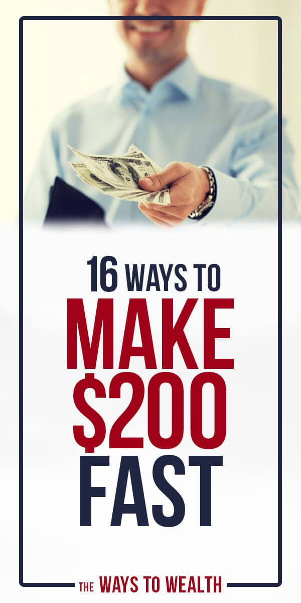 How To Make $200 In One Day | Organizing Money | Make money from