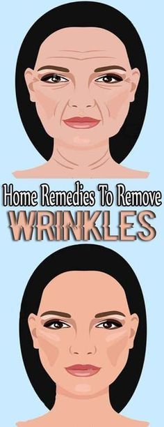 Home Remedies to Remove Wrinkles on Face..