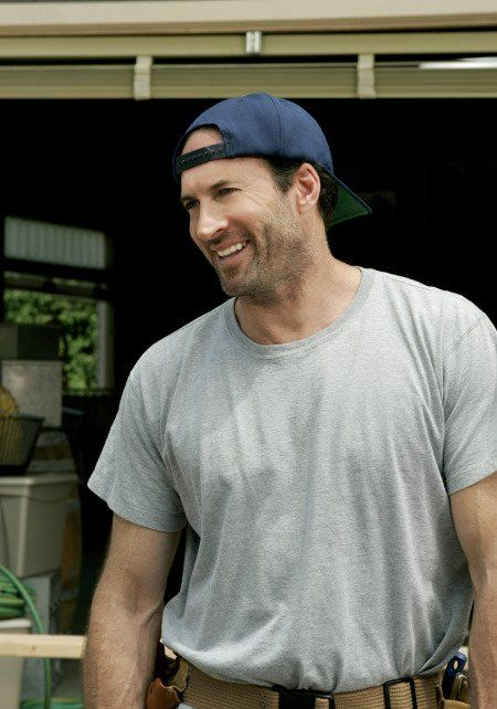 Scott Patterson (as Luke Danes in Gilmore Girls)
