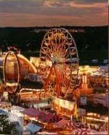 Bloomsburg Fair -- I've NEVER been there, believe it or not.