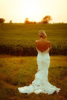 Secret: the vow wasn't between you and your wedding dress. You CAN part with it, and for a great cause.
