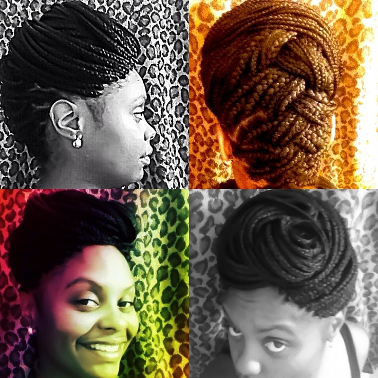 Box Braids Pin Ups Find Your Perfect Hair Style