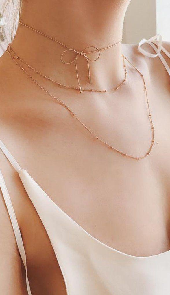 Fashion Women Chain Cute Bowknot White Faux Pearl Ladies Braclet Jewelry