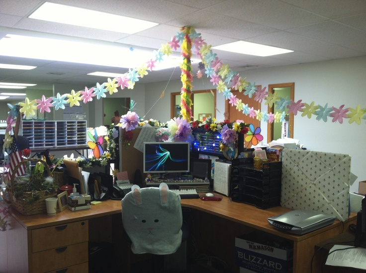 Spring Office Decorations My Web Value