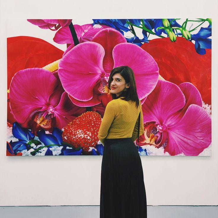 Valeria Moschet Arte Fiera 2016 #Bologna