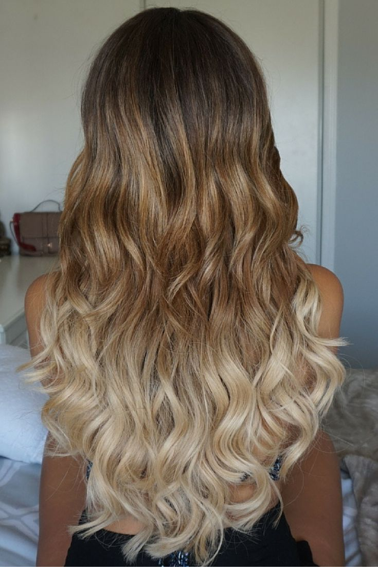 Foxy Locks Hair Extensions In Honey Spice Ombre Use Code