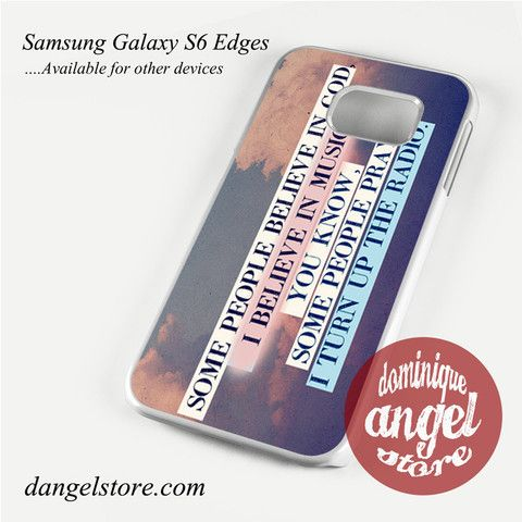 30 seconds to mars quotes Phone Case for Samsung Galaxy S3/S4/S5/S6/S6 Edge
