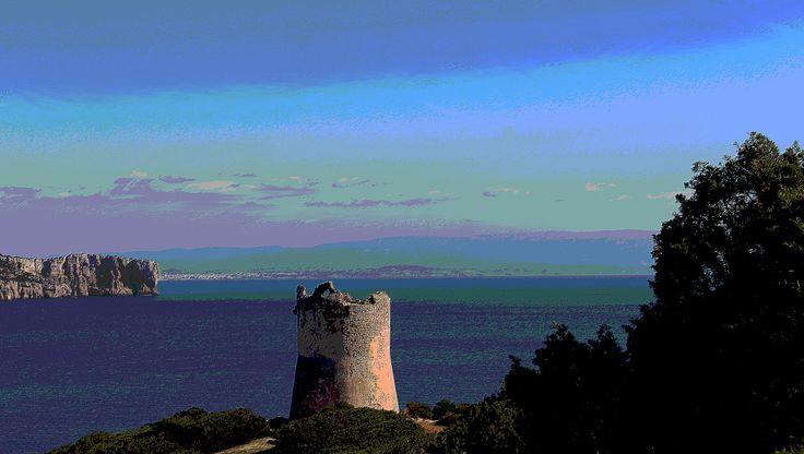 La Torre del Bollo, Alghero photo by loybillyrock