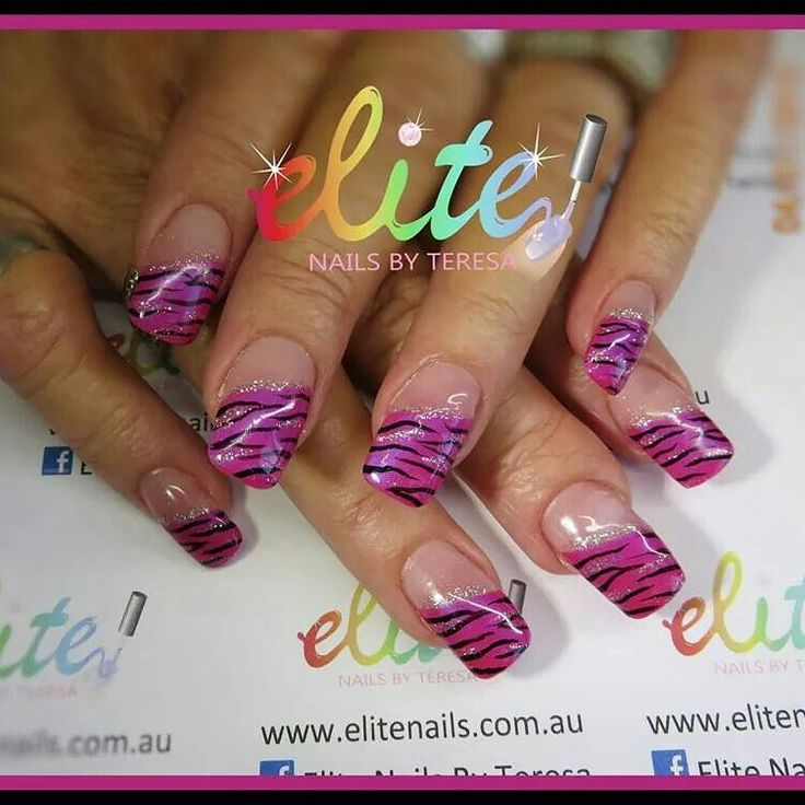 Tutti Frutti Nails: Elite Nails By Teresa Images On