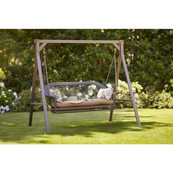13 best swings images on pinterest porch swings backyard ideas